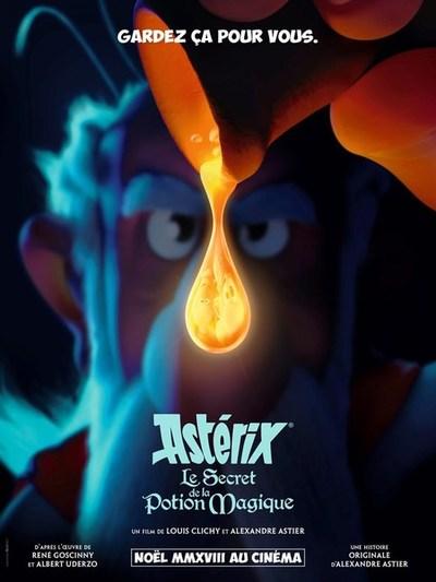 Avant-première | Astérix - Le Secret de la Potion Magique