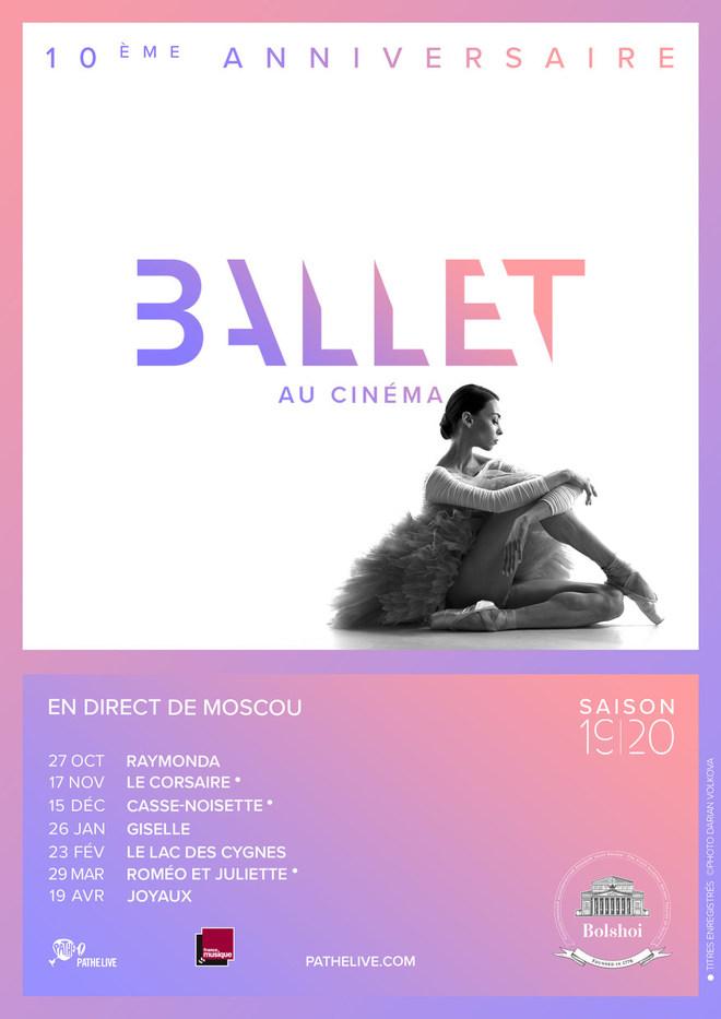 Le Ballet du Bolchoï | Saison 2019-2020
