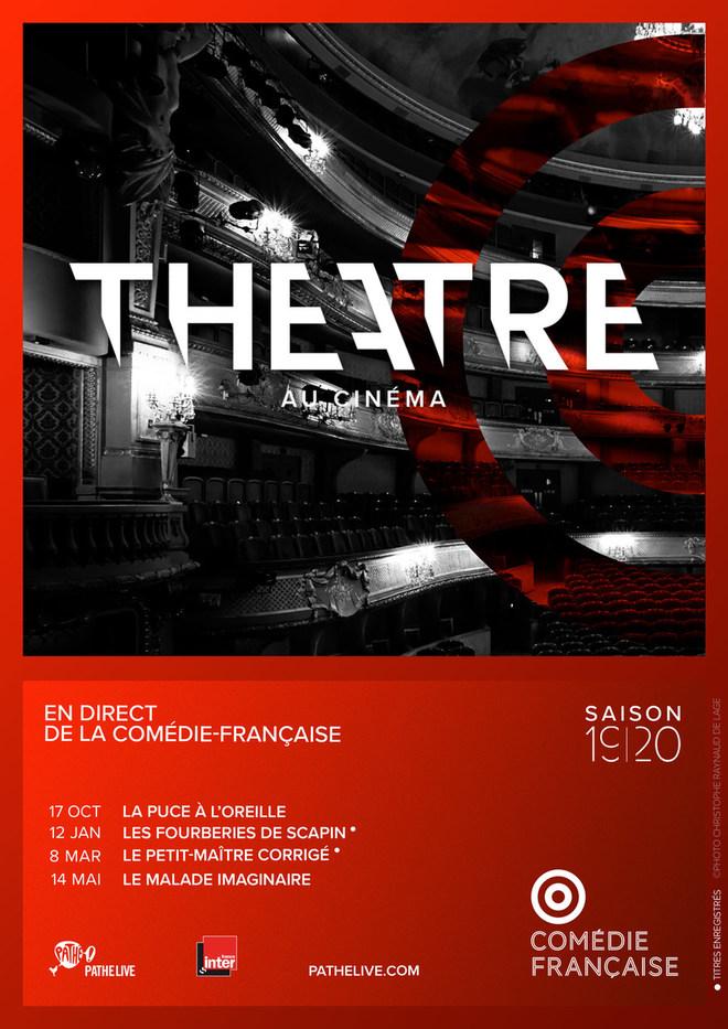 La Comédie Française au cinéma | Saison 209-2020