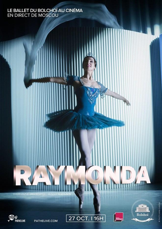 Ballet du Bolchoï | Raymonda