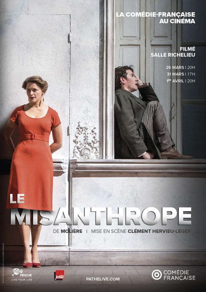 Théâtre au cinéma | Le Misanthrope