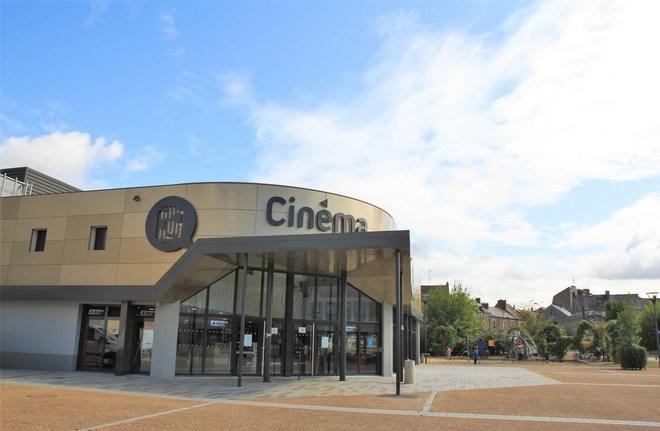 Cinéma fermé jusqu'à nouvel ordre