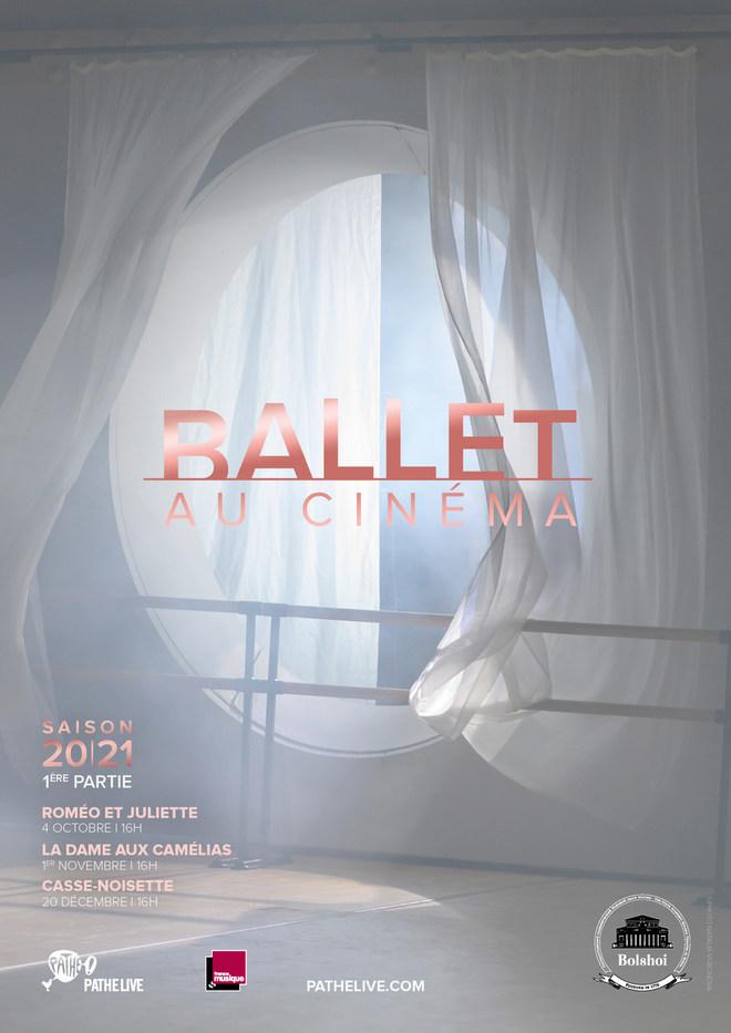 Le Ballet du Bolchoï   Saison 2020-2021 (1ère partie)