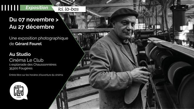 Ici, là-bas   Une exposition de Gérard Fourel à voir au Studio