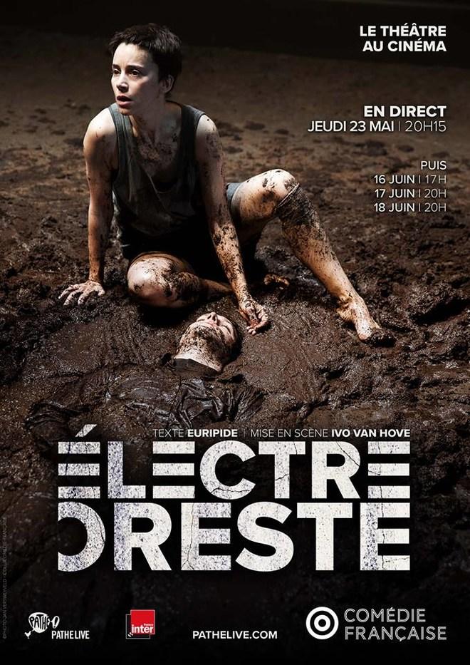 Théâtre au cinéma | Électre/Oreste