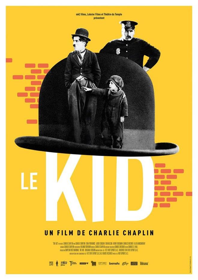 CinéGoûter & Conférence | The Kid (4€)