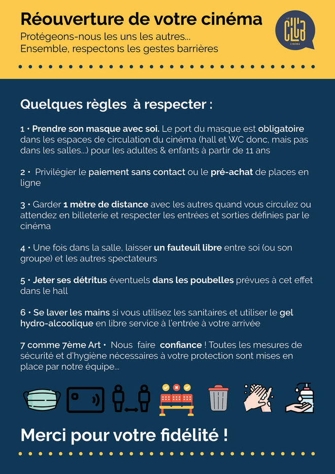#TousAuCinéma