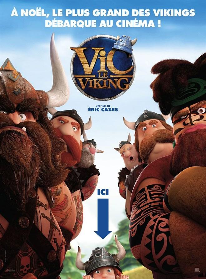 Avant-première   Vic le Viking