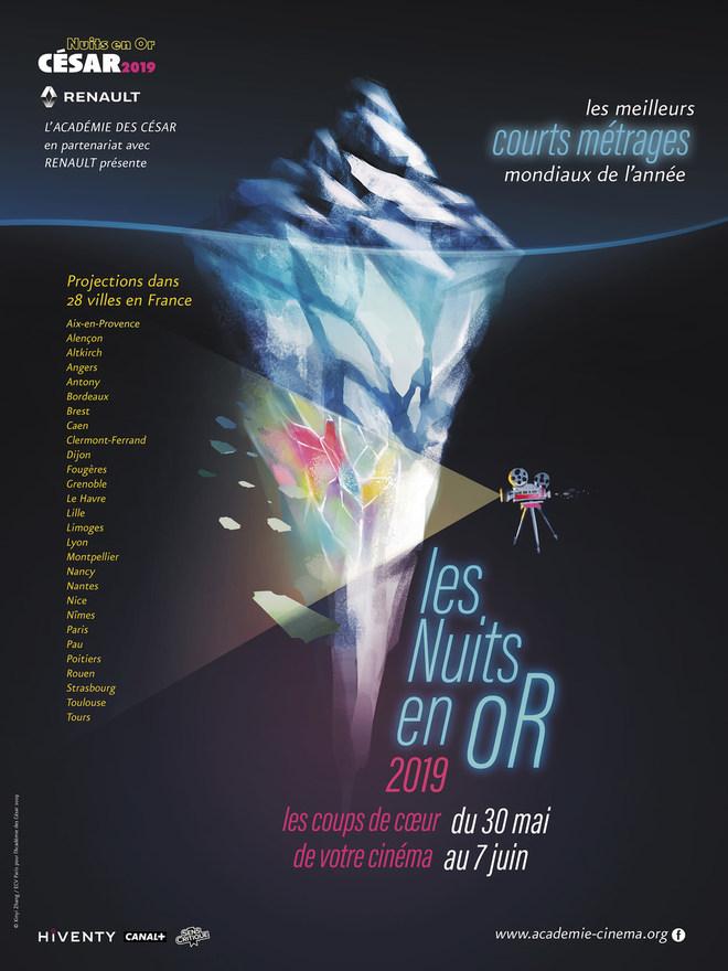 Les Nuits en Or 2019