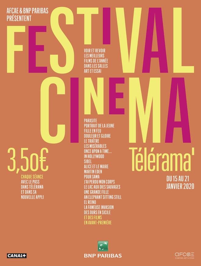 Festival Télérama 2020