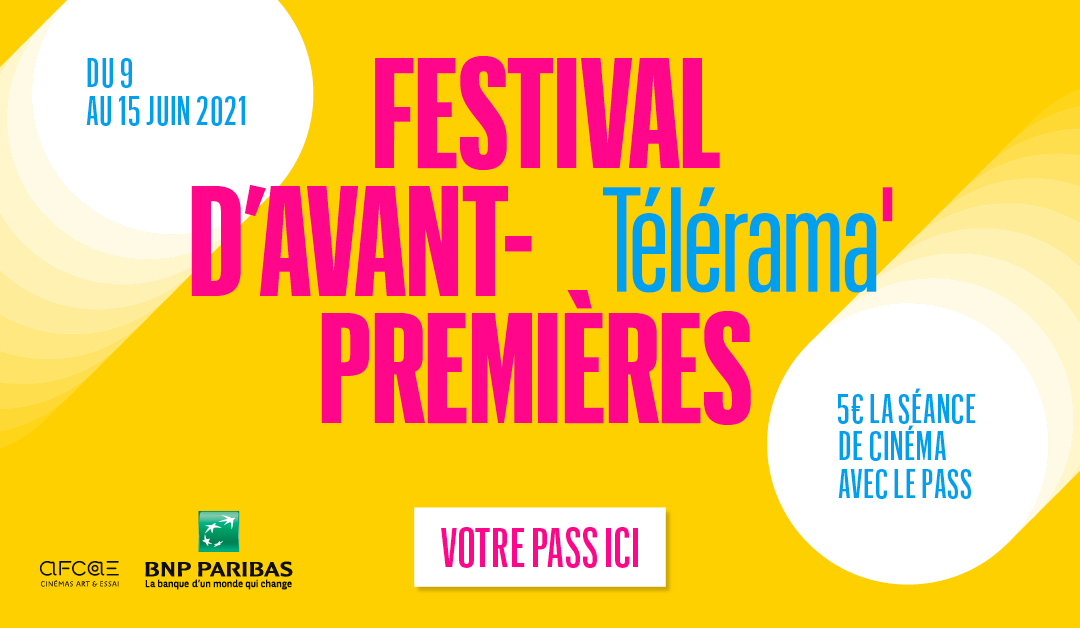 Festival Télérama AVP